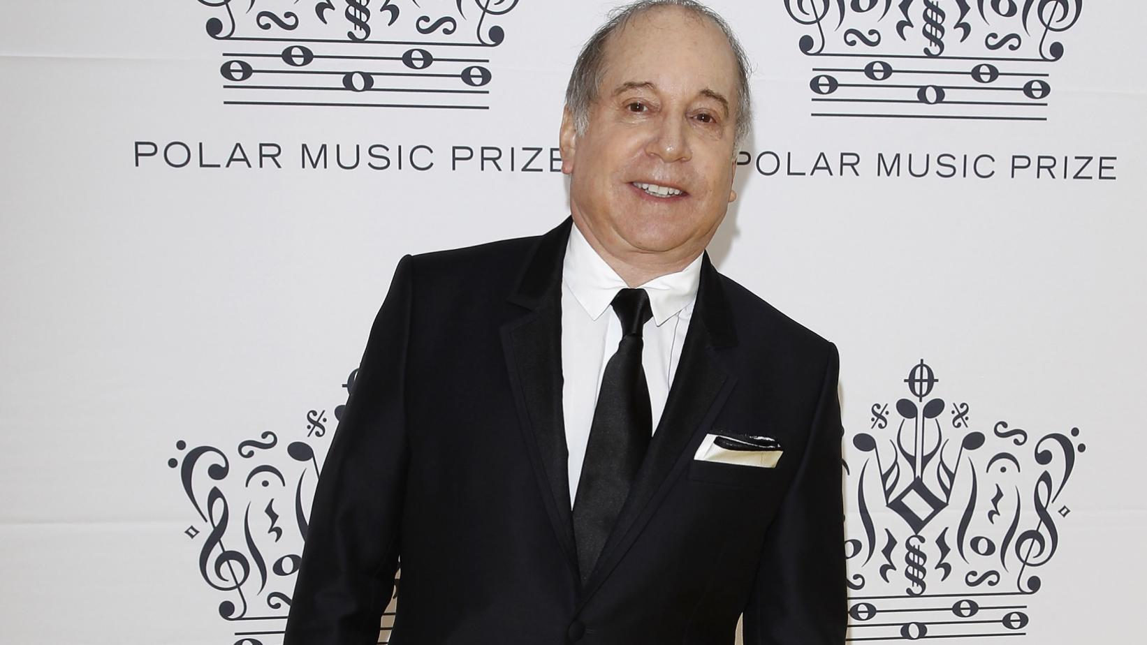 Paul Simon photographed in 2017