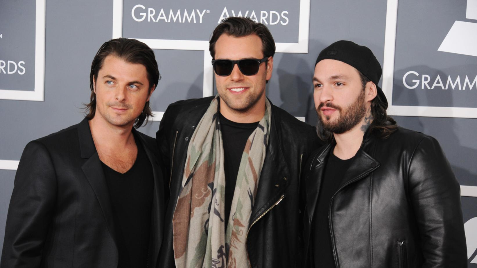 Swedish House Mafia at the GRAMMY Awards, 2013
