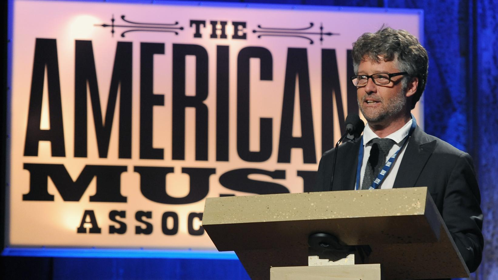 Jed Hilly of the Americana Music Association