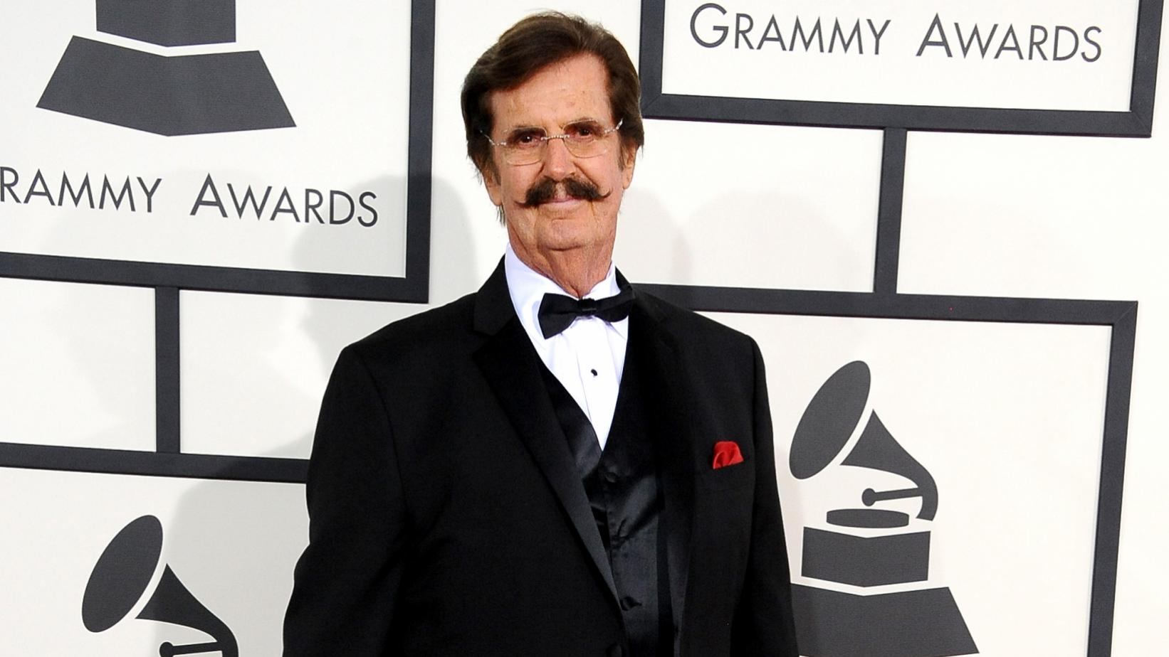 Rick Hall at the 56th GRAMMY Awards in 2014