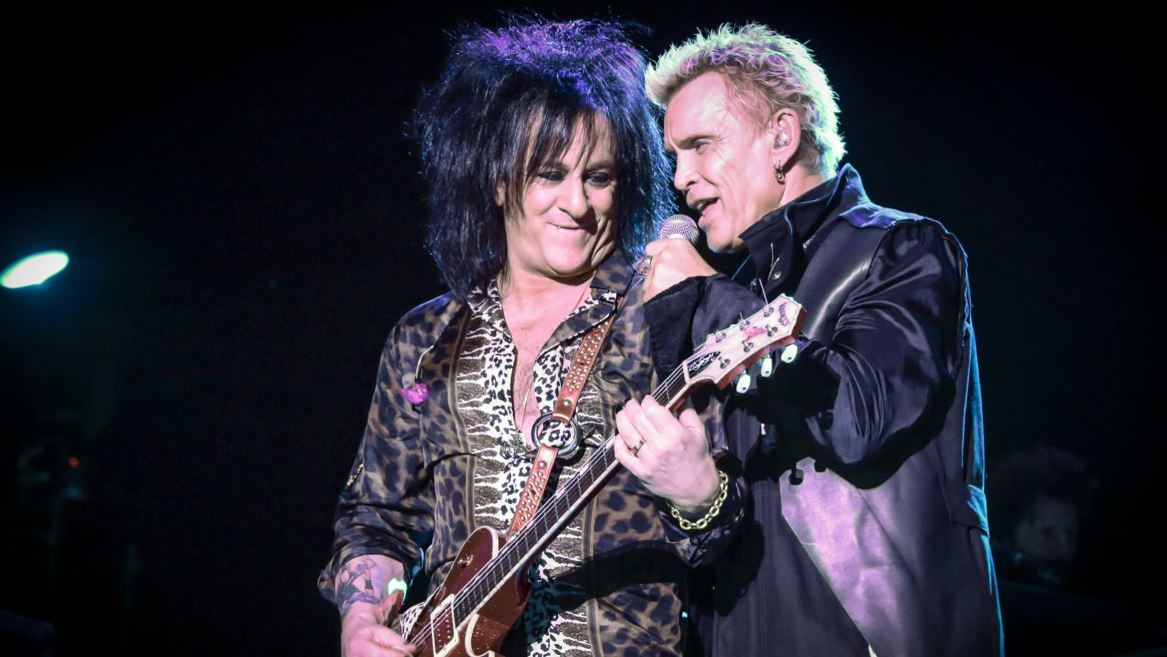 Billy Idol Steve Stevens