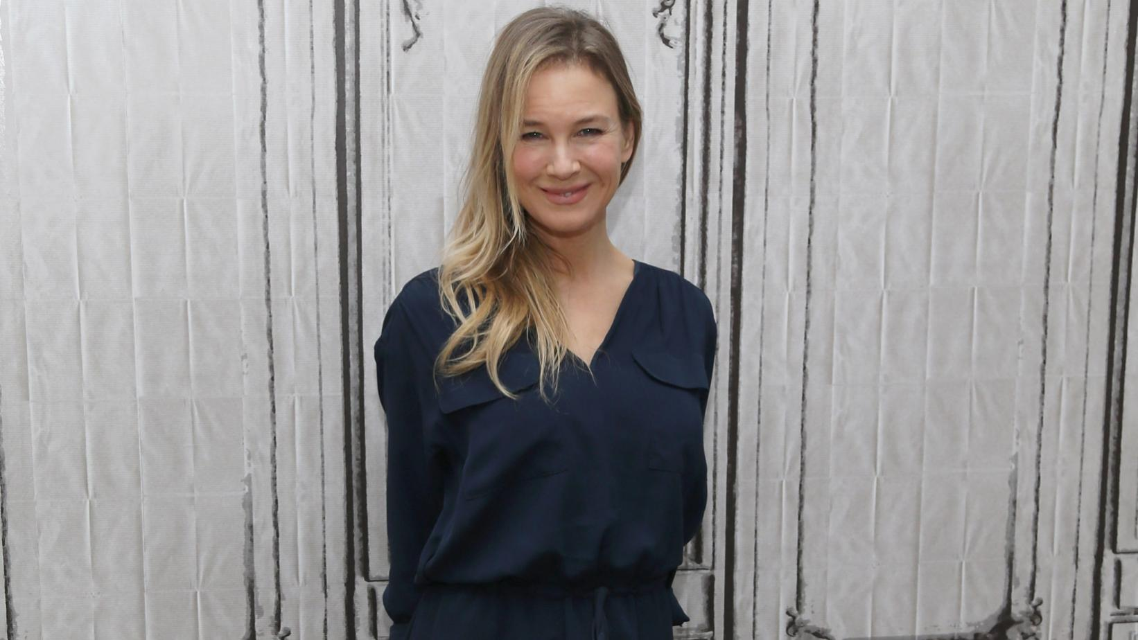 Renée Zellweger photographed in 2016