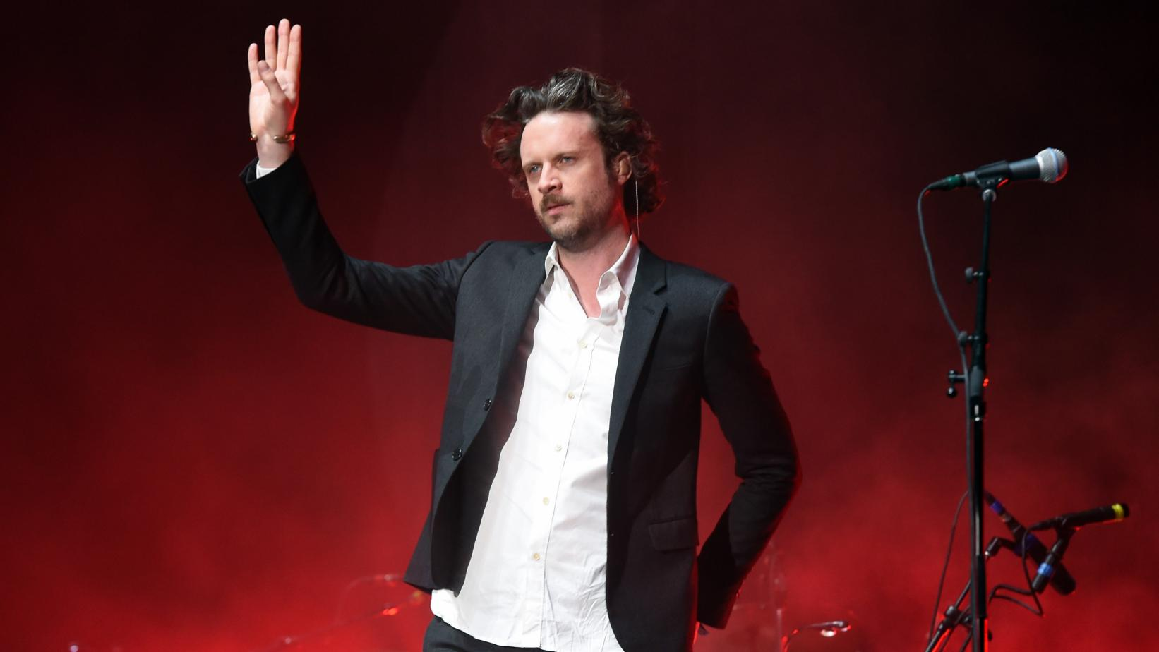 Father John Misty at Coachella 2017