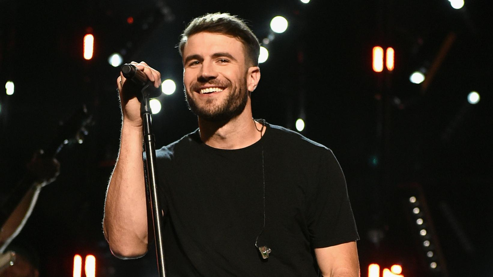 Sam Hunt photographed in 2017