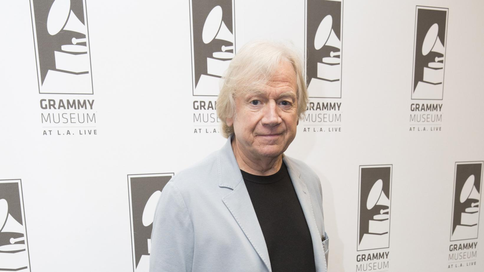 Justin Hayward of the Moody Blues