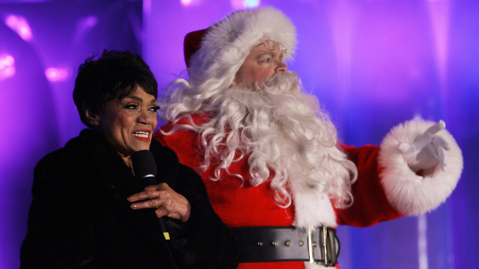 Eartha Kitt, Santa Clause