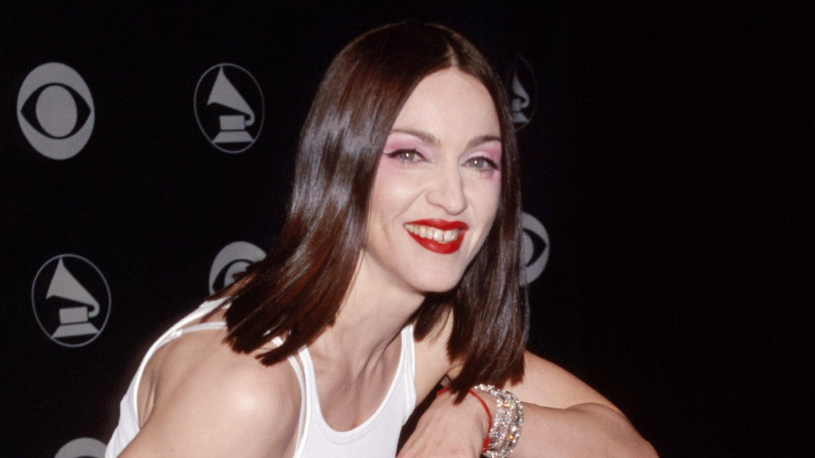 Madonna at the 41st GRAMMY Awards in 1999