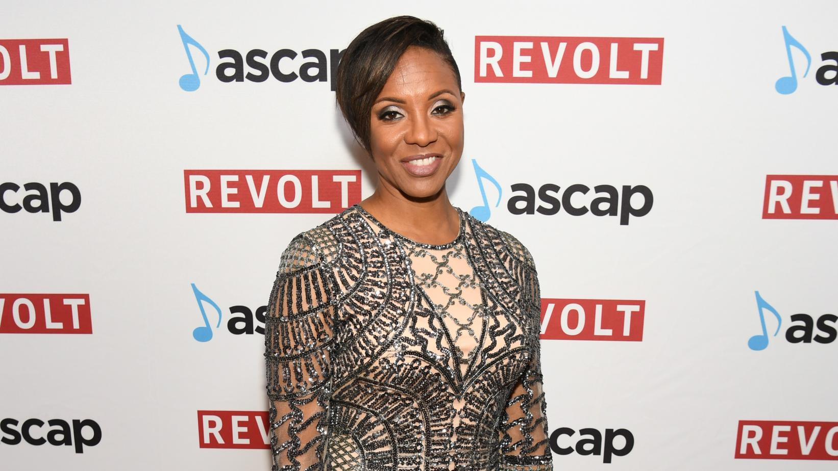 MC Lyte in 2017