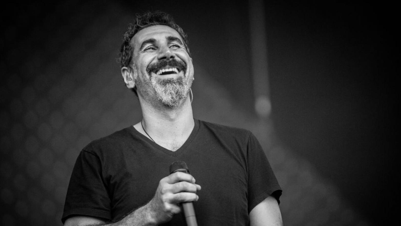 System Of A Down's Serj Tankian