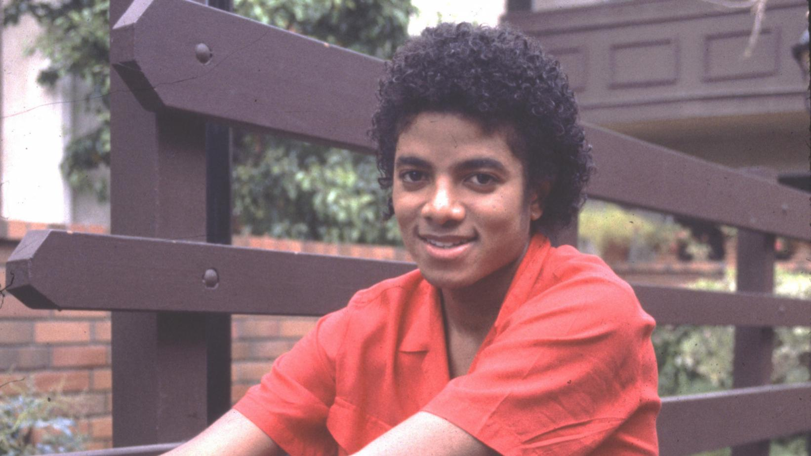 Michael Jackson in 1979