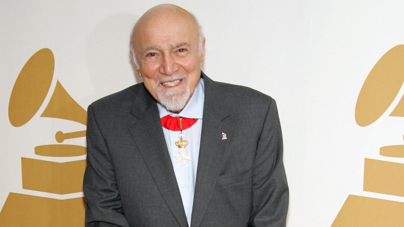 George Avakian photographed in 2009