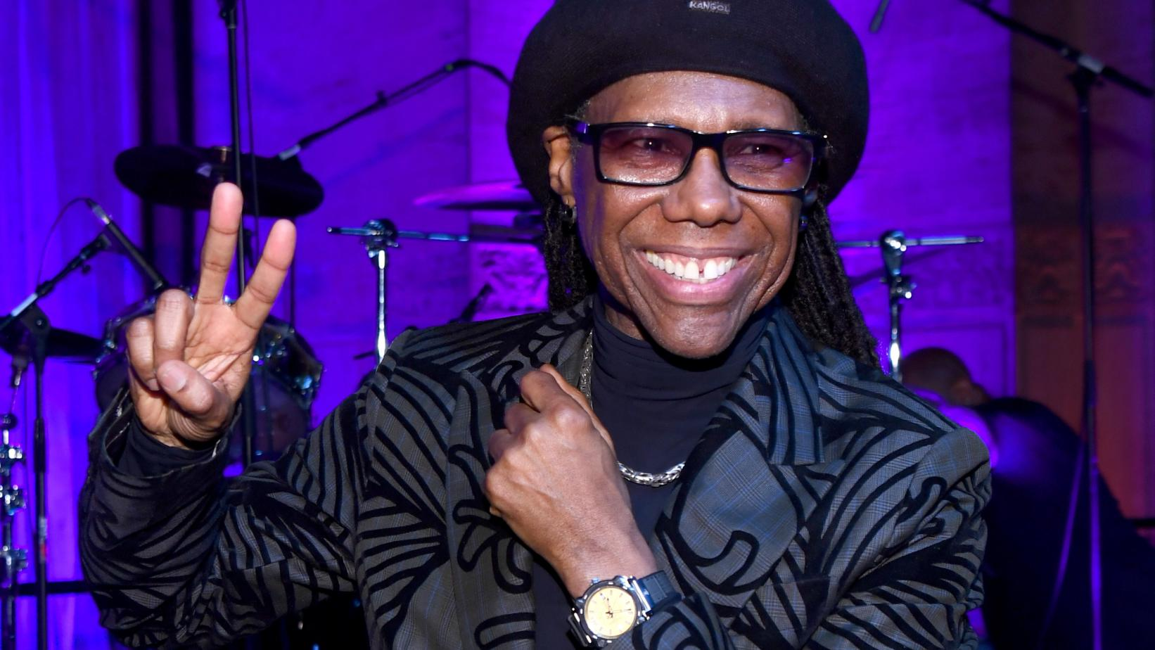 Nile Rodgers, 2018