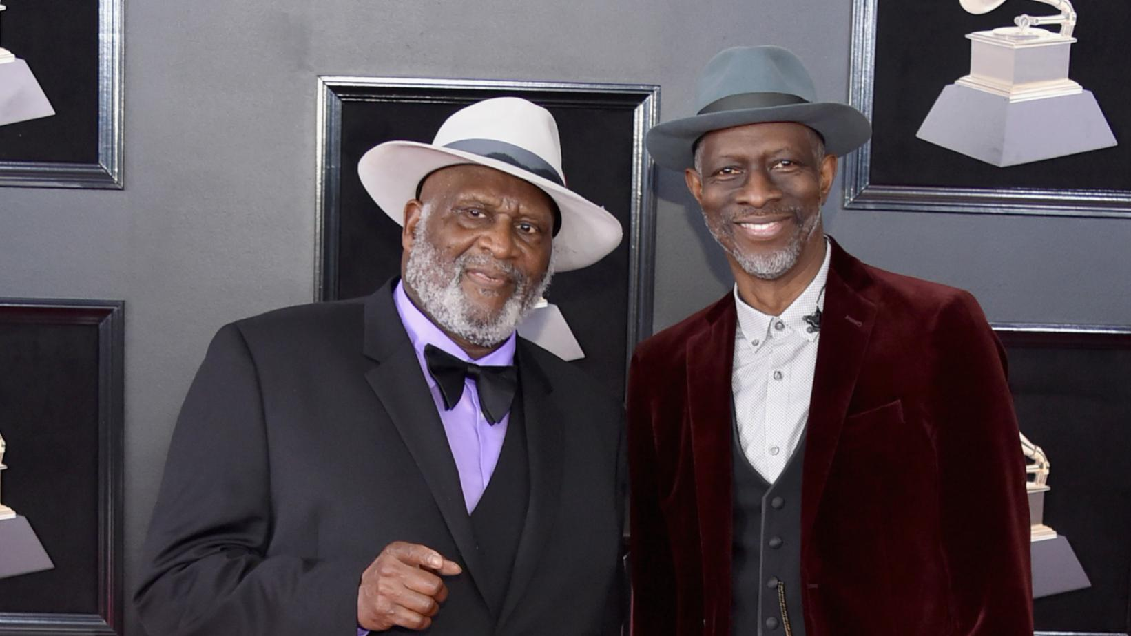 Taj Mahal and Keb' Mo' at the 60th GRAMMY Awards in 2018