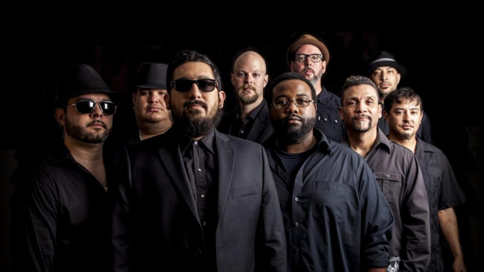 Grupo Fantasma official press photo