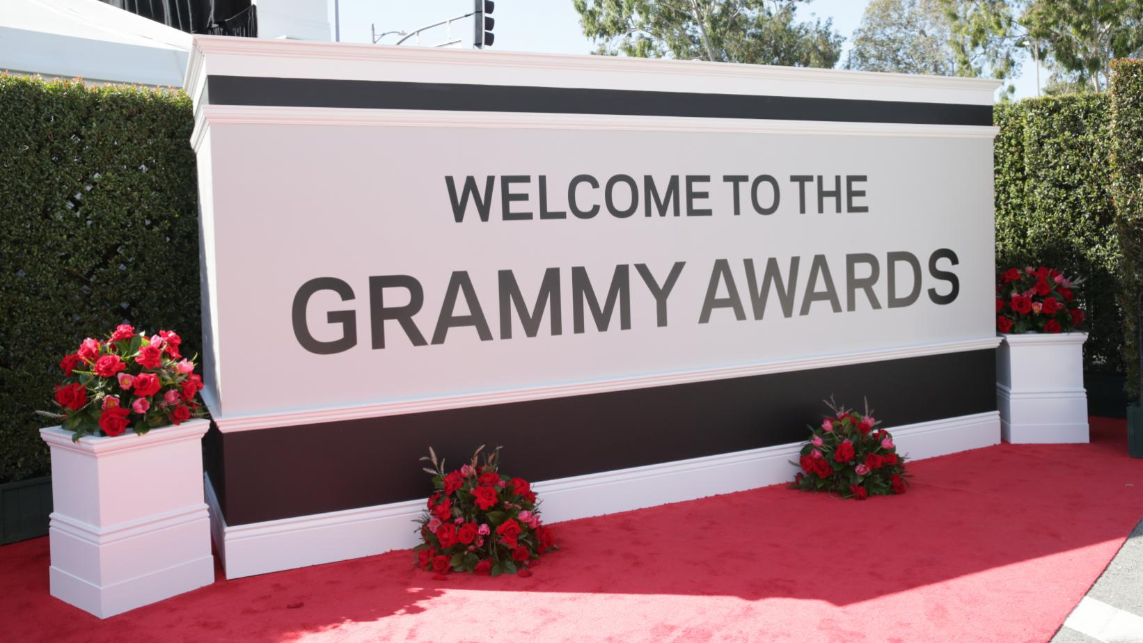 Welcome to the GRAMMY Awards