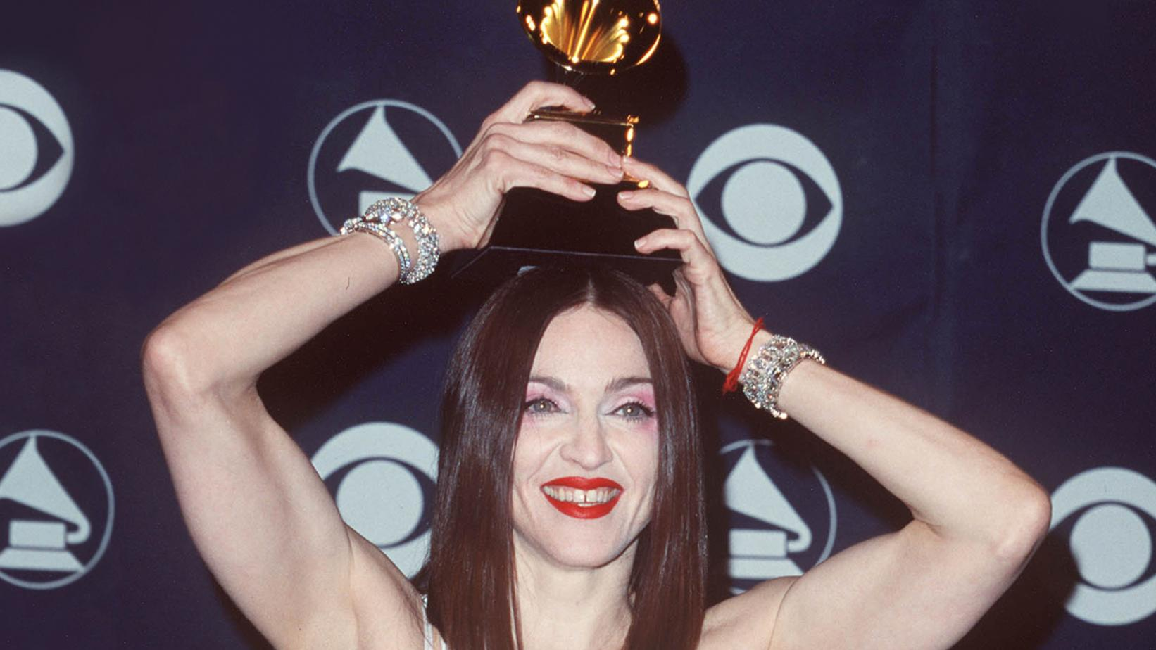 Madonna at the 1999 GRAMMYs