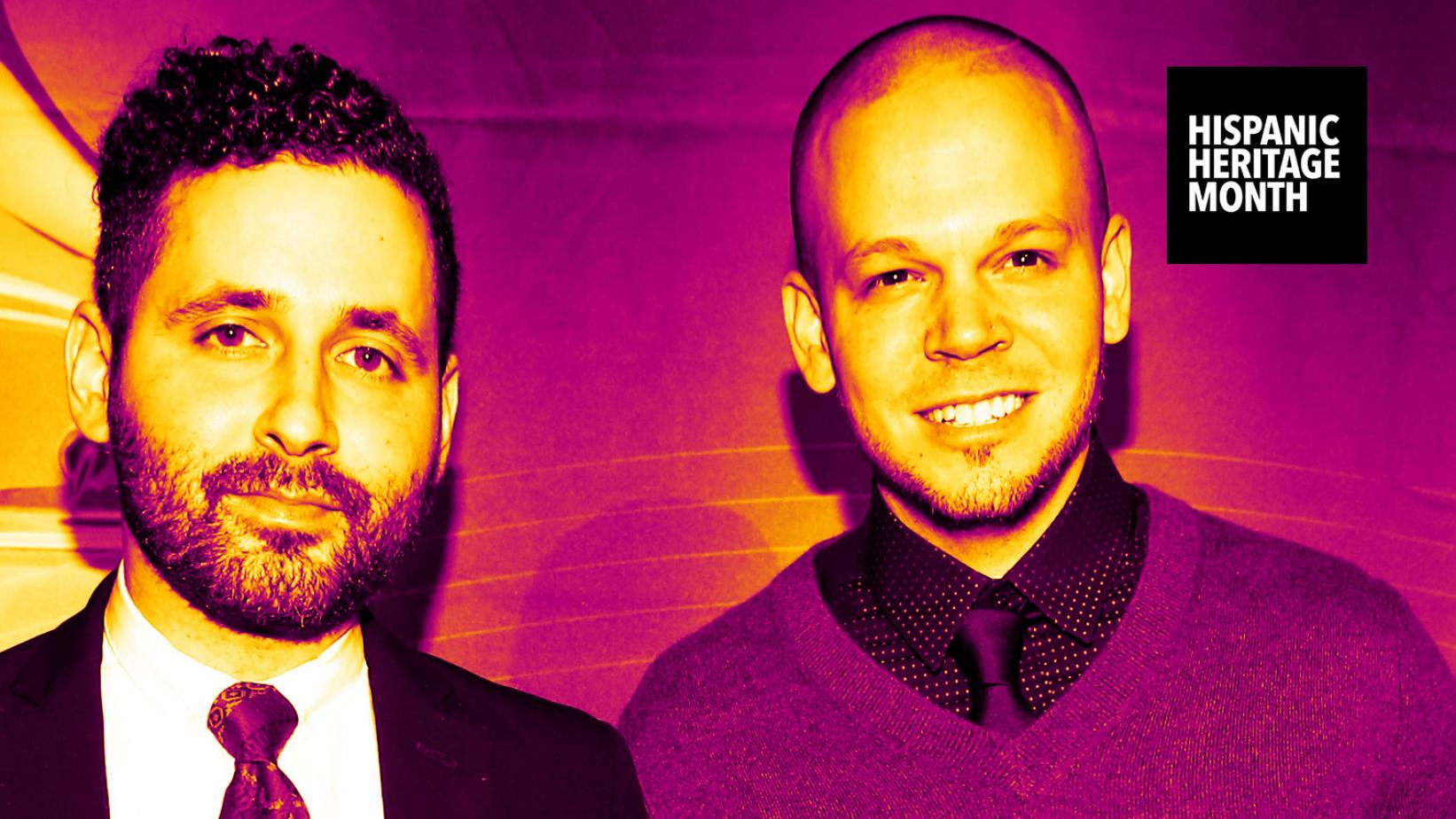 Calle 13 at the 15th Latin GRAMMY Awards