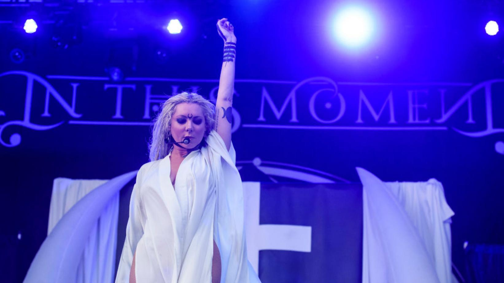 In This Moment's Maria Brink