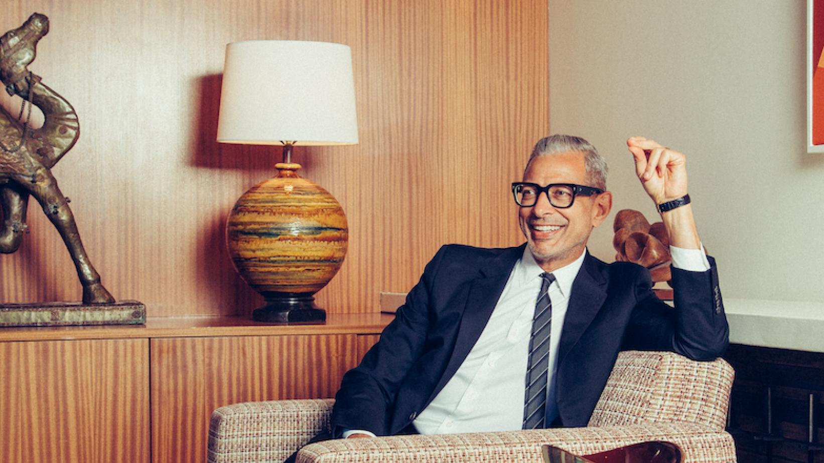 Jeff Goldblum, I Shouldn't Be Telling You This