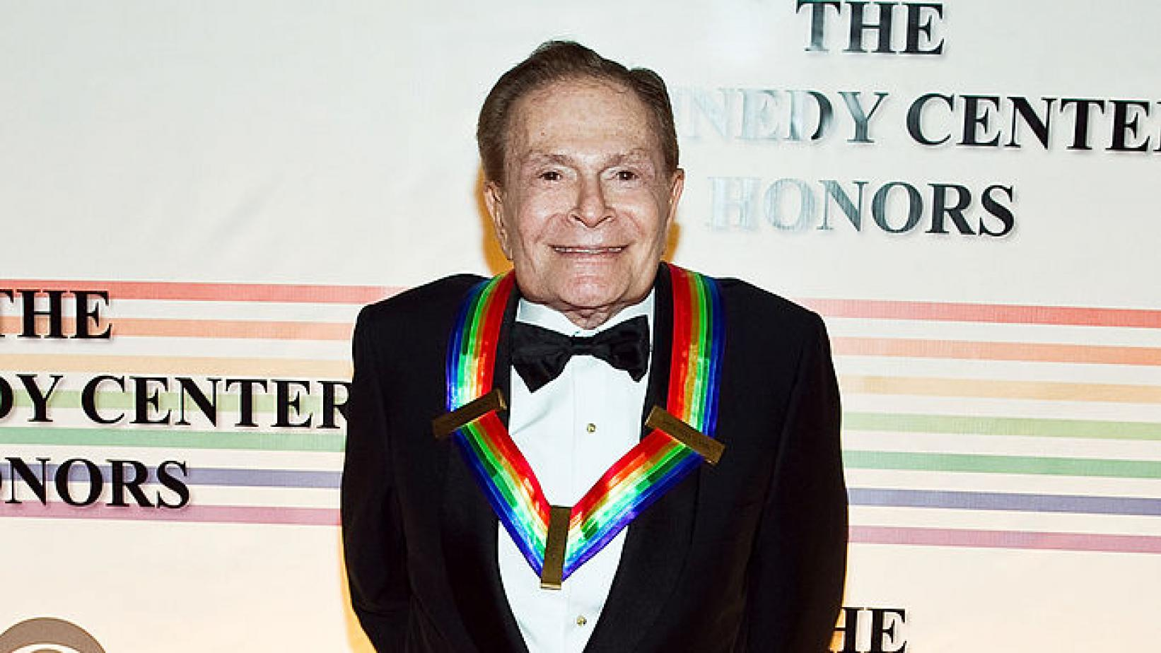 Jerry Herman receives Kenny Center Honors