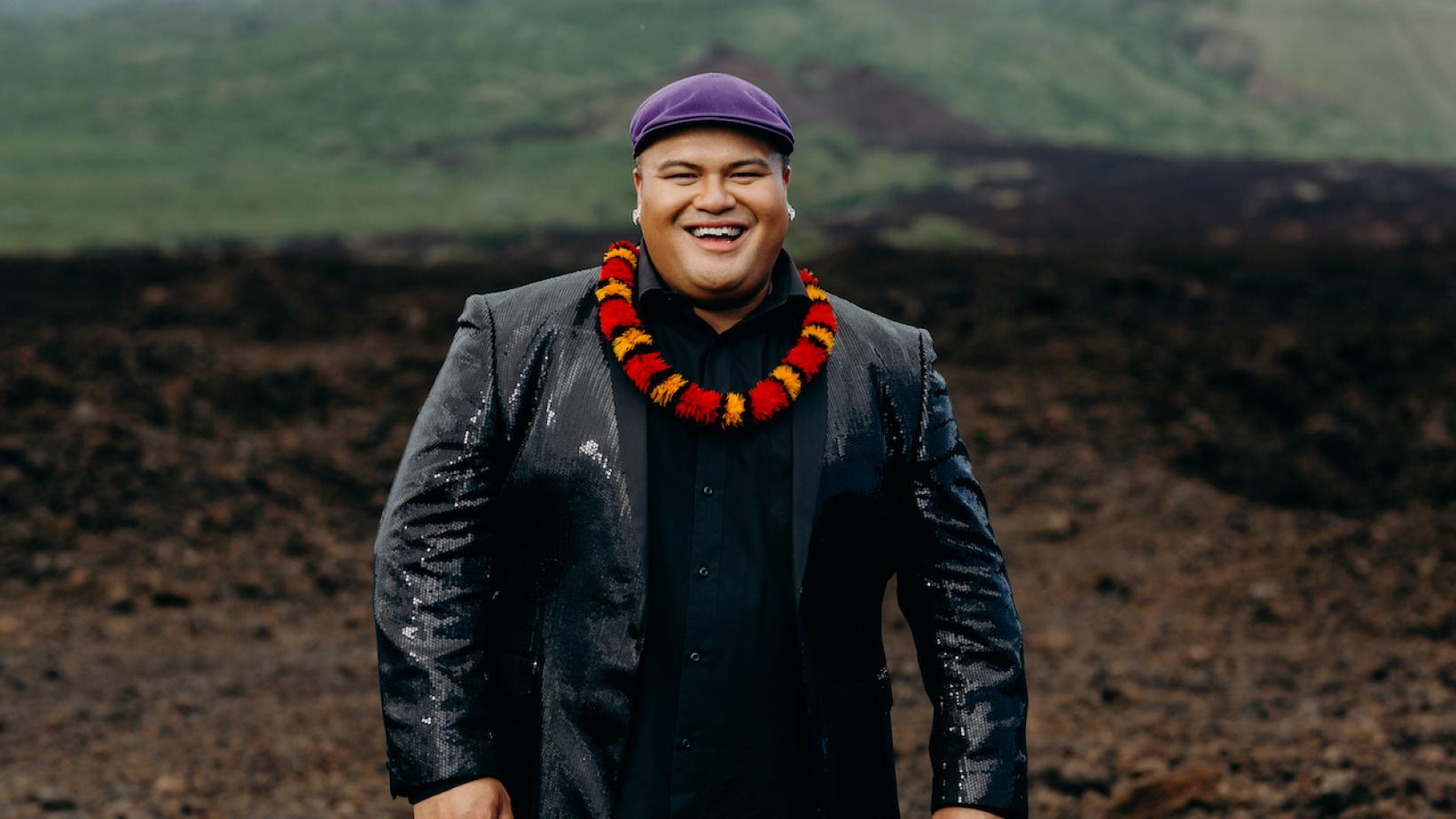 GRAMMY-Winning Singer/Songwriter And Producer Kalani Pe'a