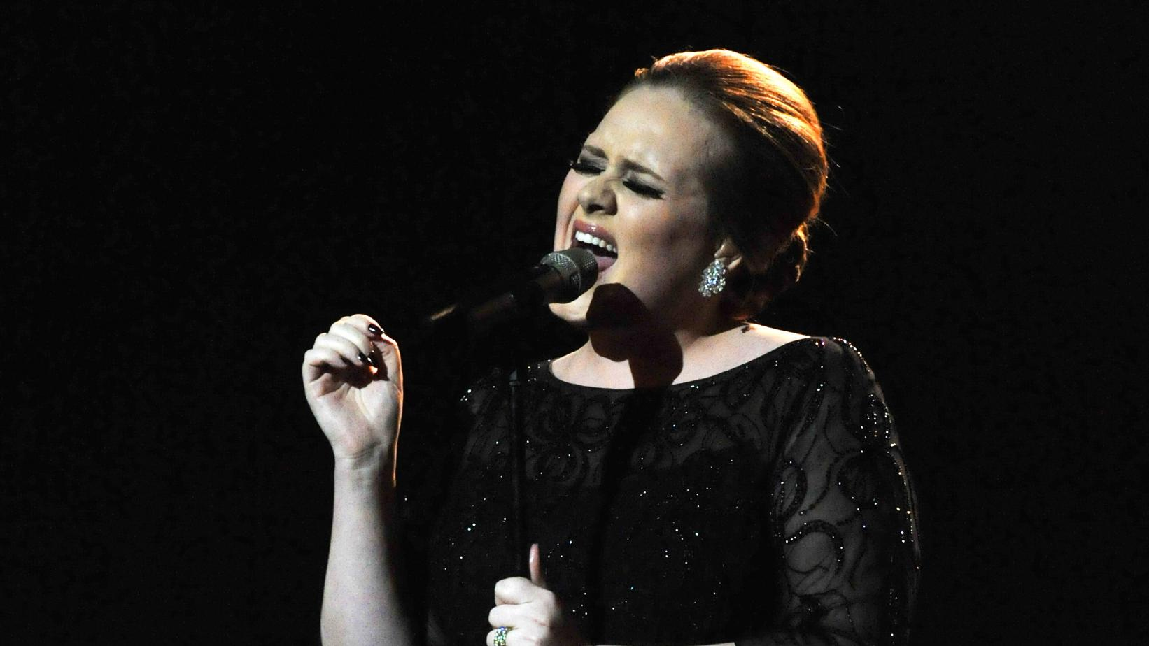 Adele, GRAMMY winner