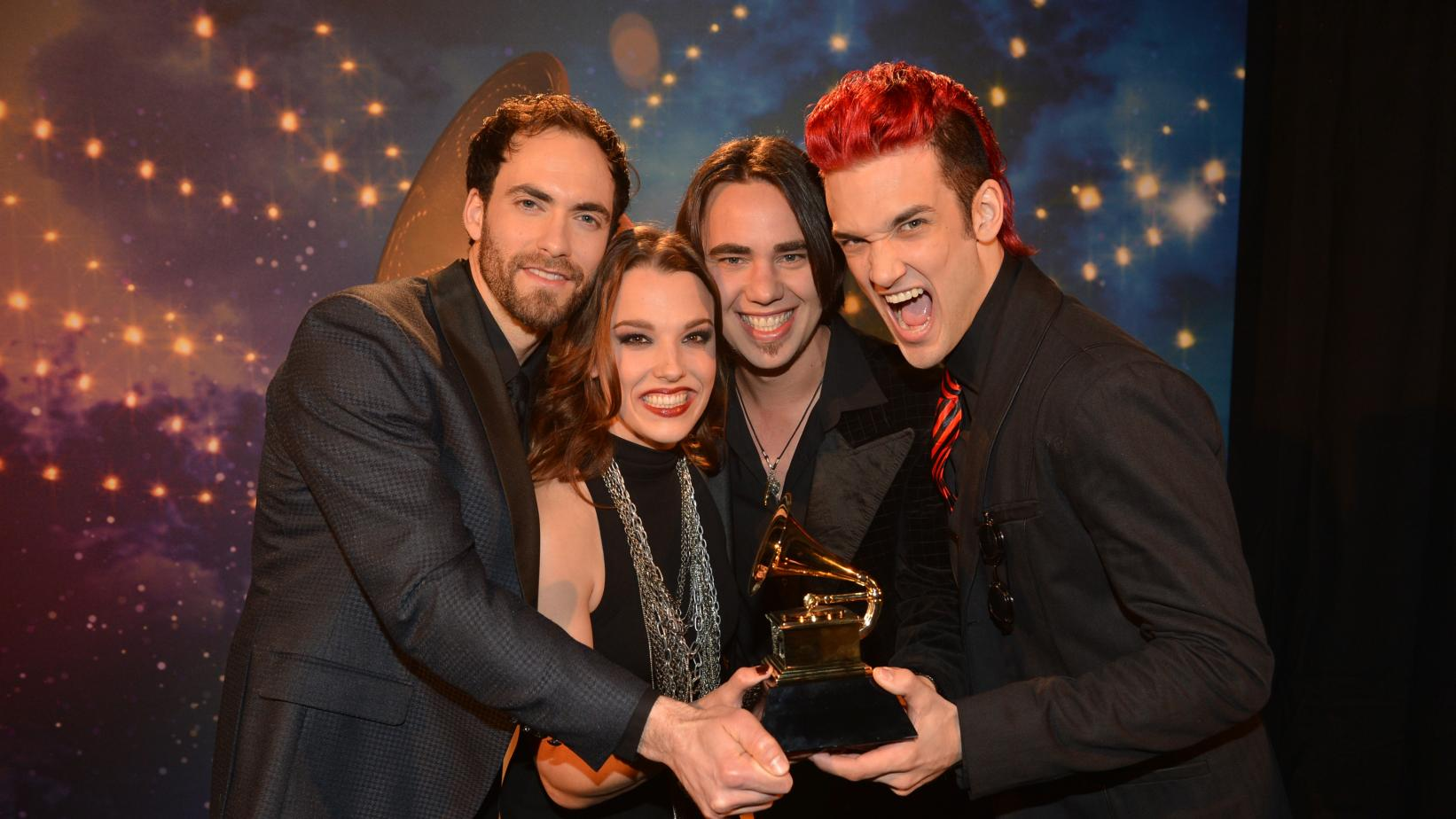 Halestorm at the GRAMMYs