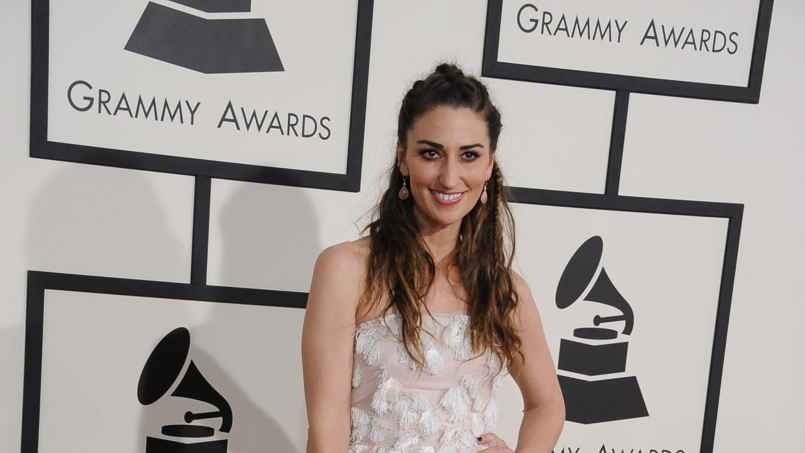 Sara Bareilles at the 56th GRAMMY Awards in 2014