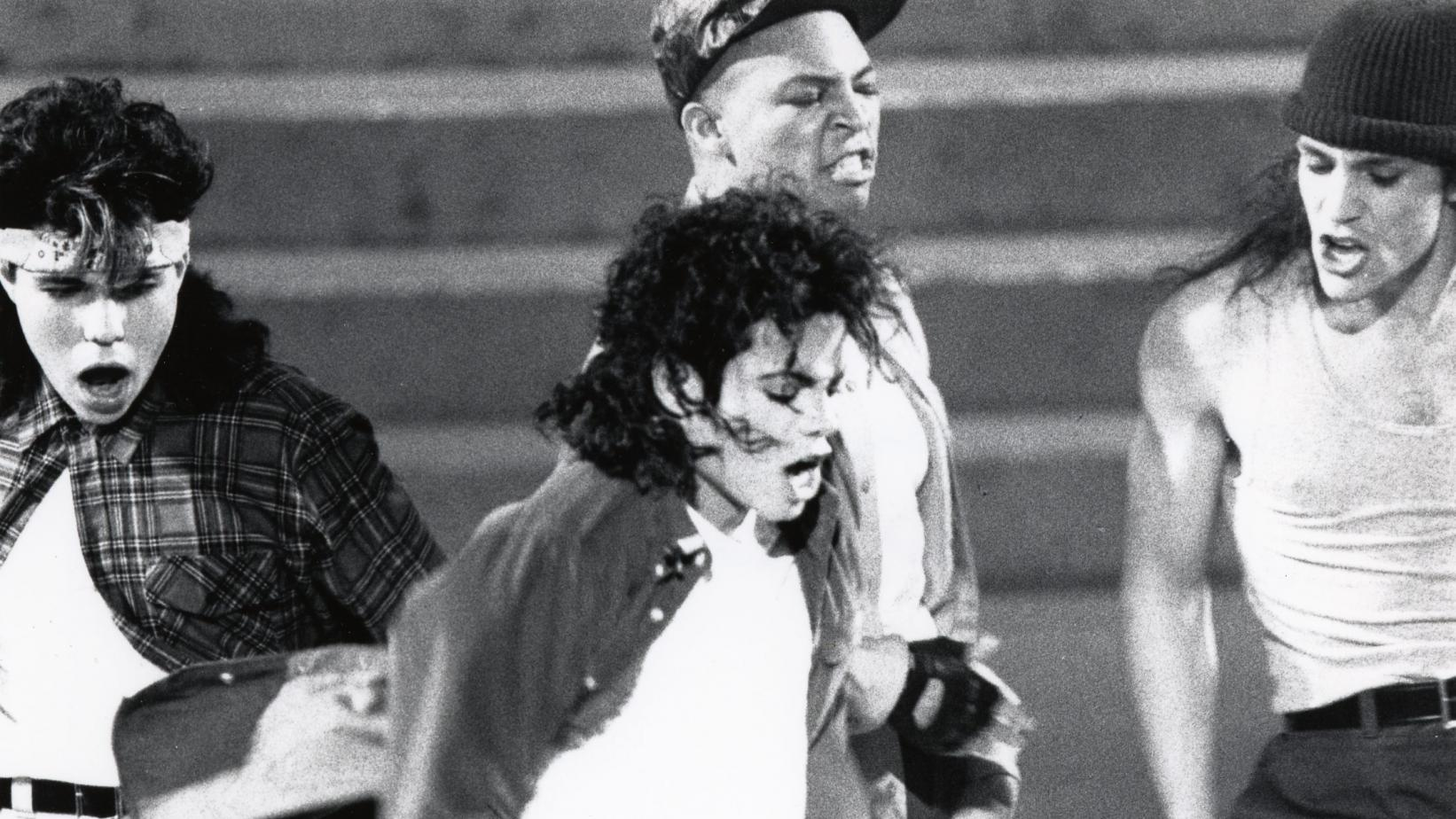 Michael Jackson performs at the 30th Annual GRAMMY Awards in 1988