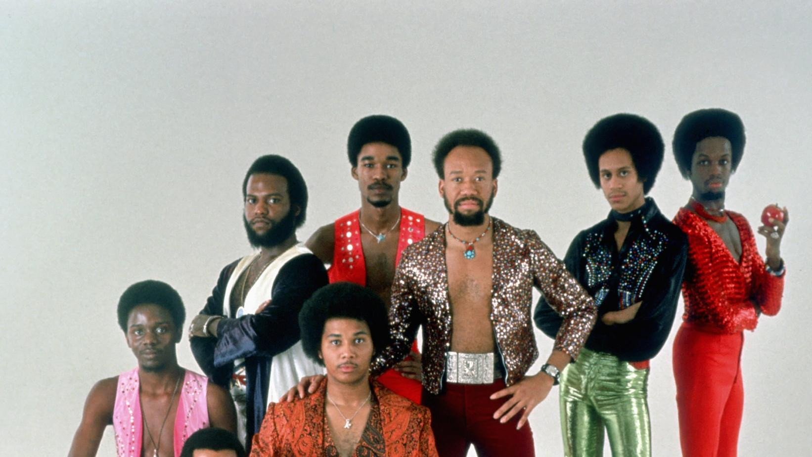 Earth, Wind & Fire, promotional image