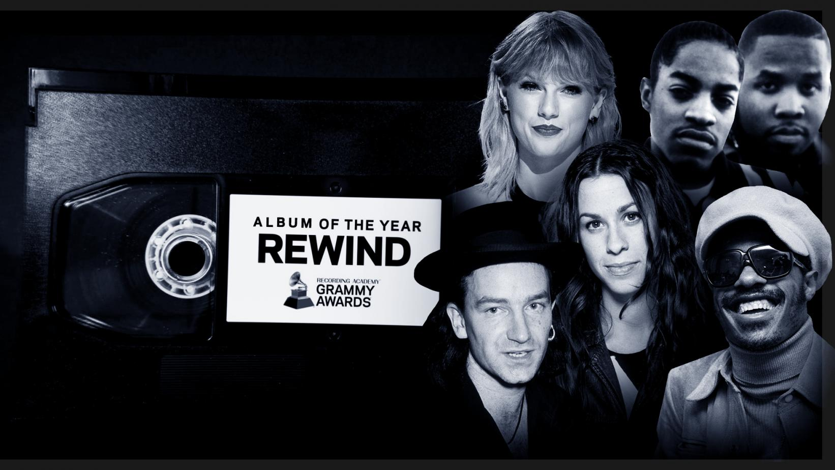 GRAMMY Rewind: Album Of The Year