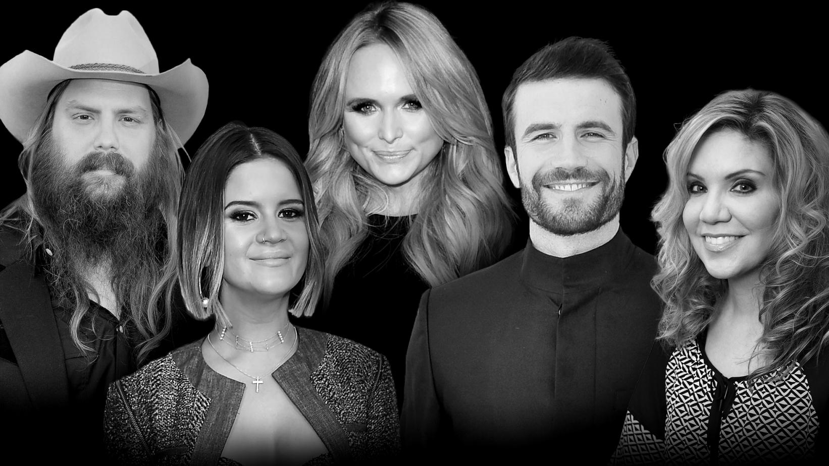 60th GRAMMYs Best Country Solo Performance Nominees