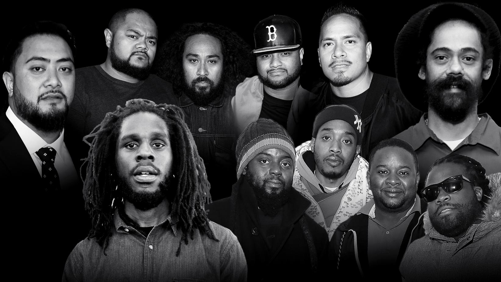 Nominees For Best Reggae Album, 60th GRAMMY Awards (2018)