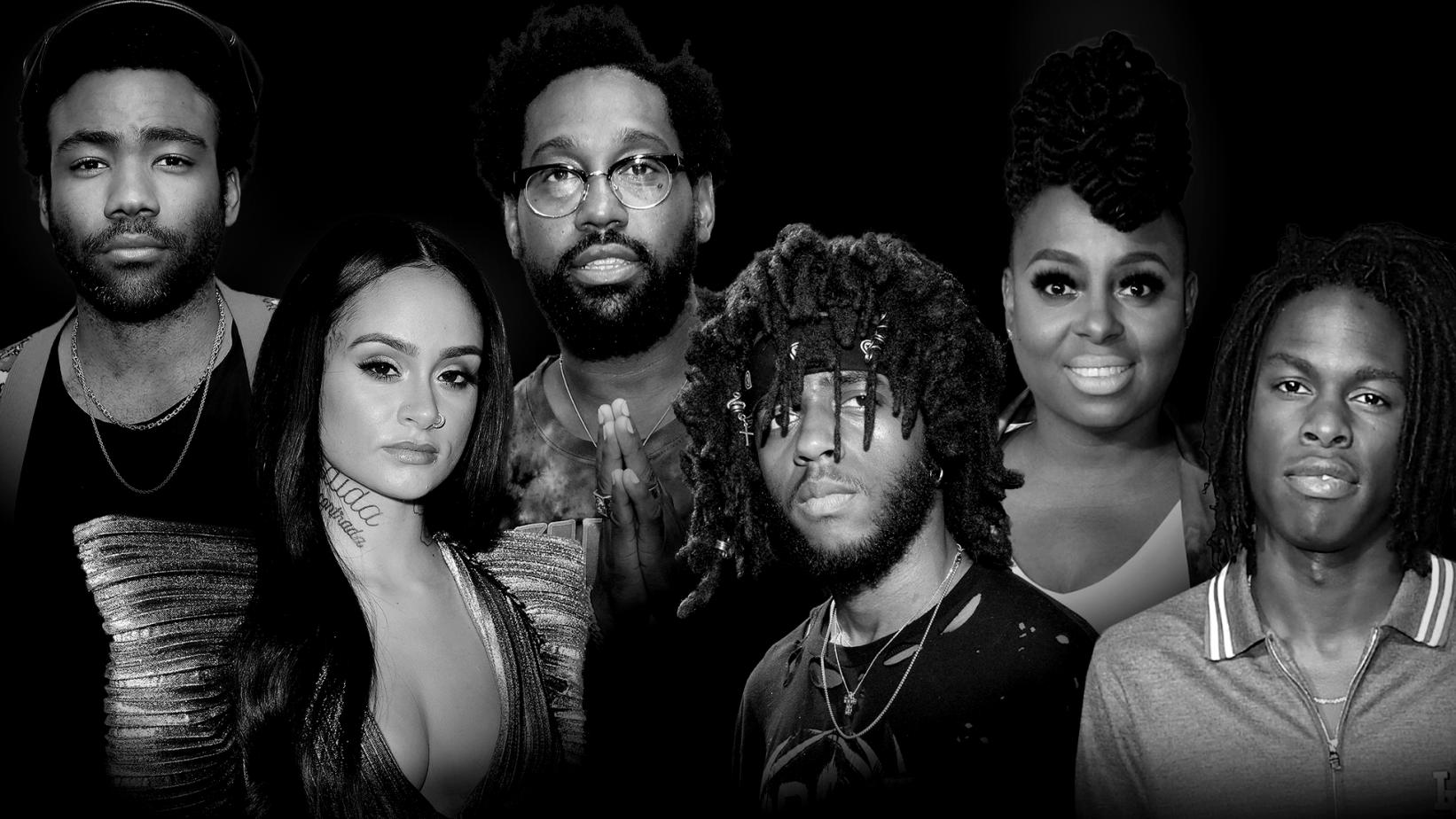 60th GRAMMYs R&B Field Nominees