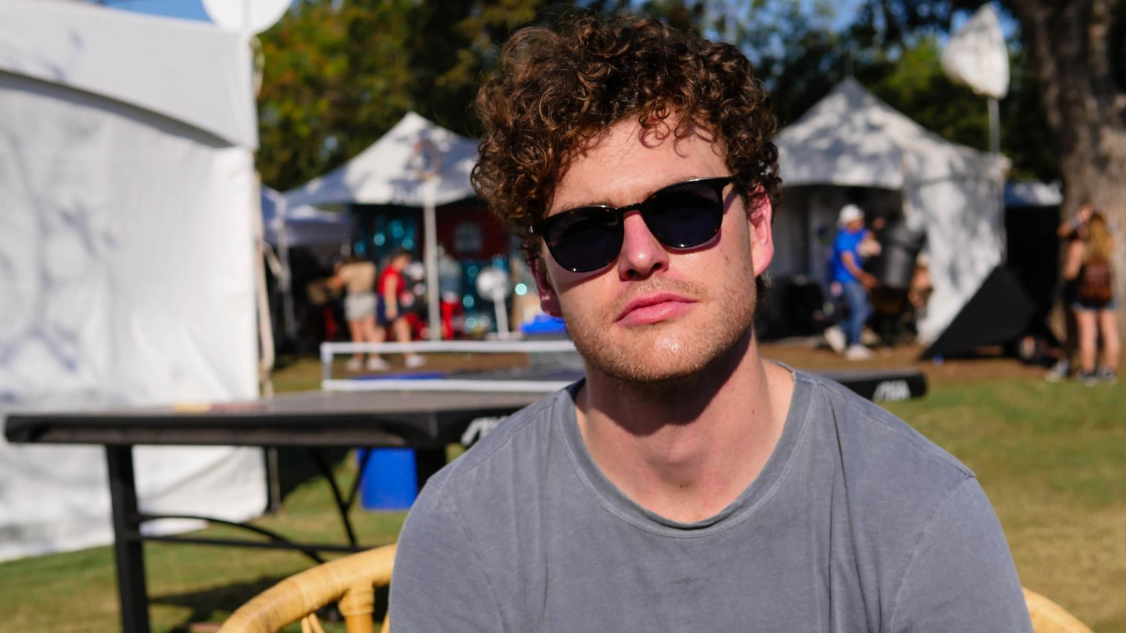 Vance Joy at Austin City Limits Festival 2017