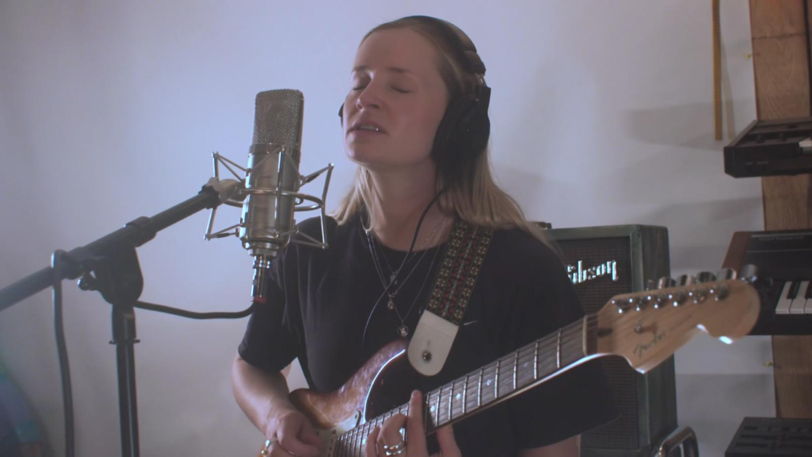 Press Play At Home: Charlotte Day Wilson