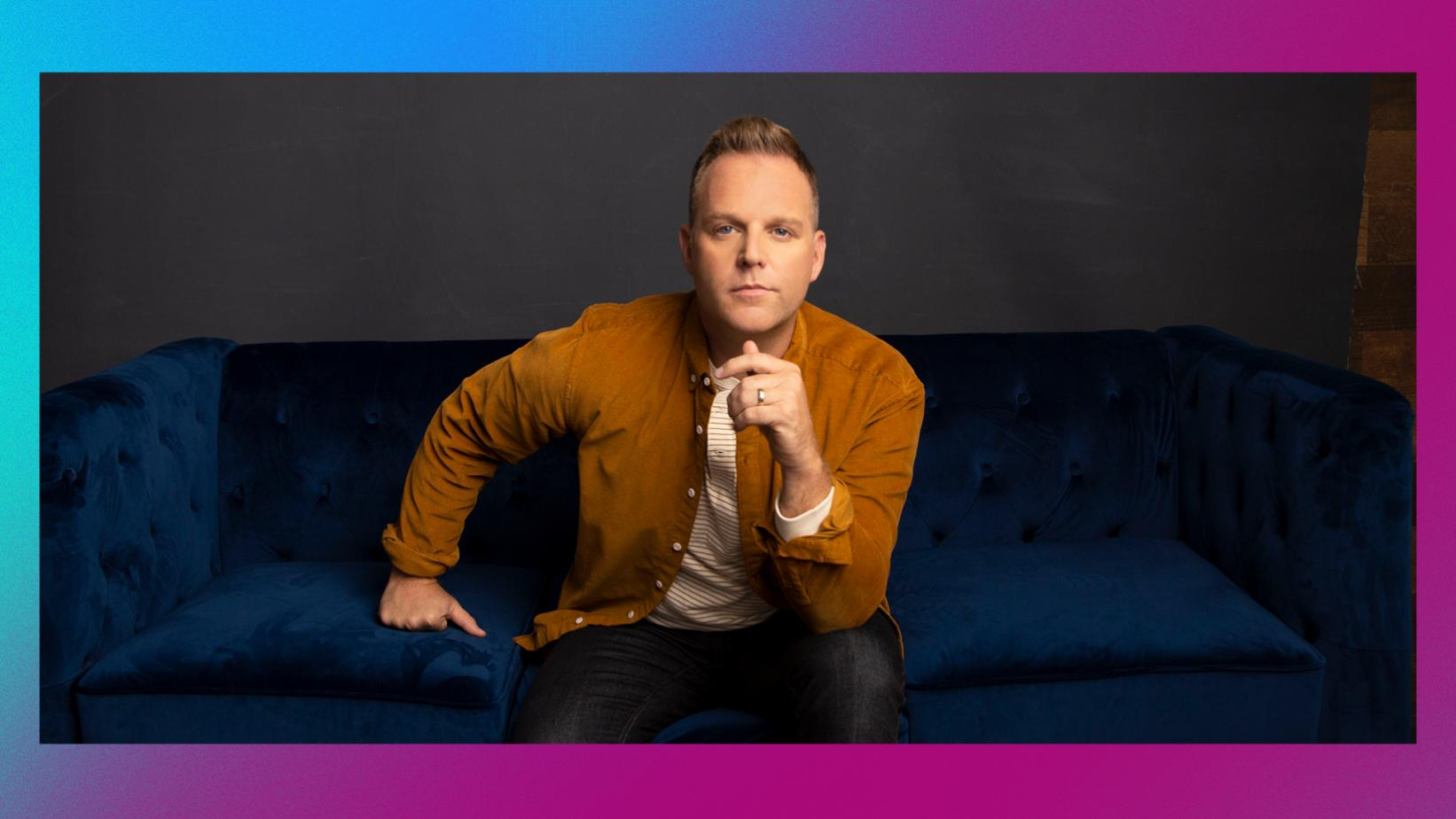 Artwork for Positive Vibes Only episode with Matthew West