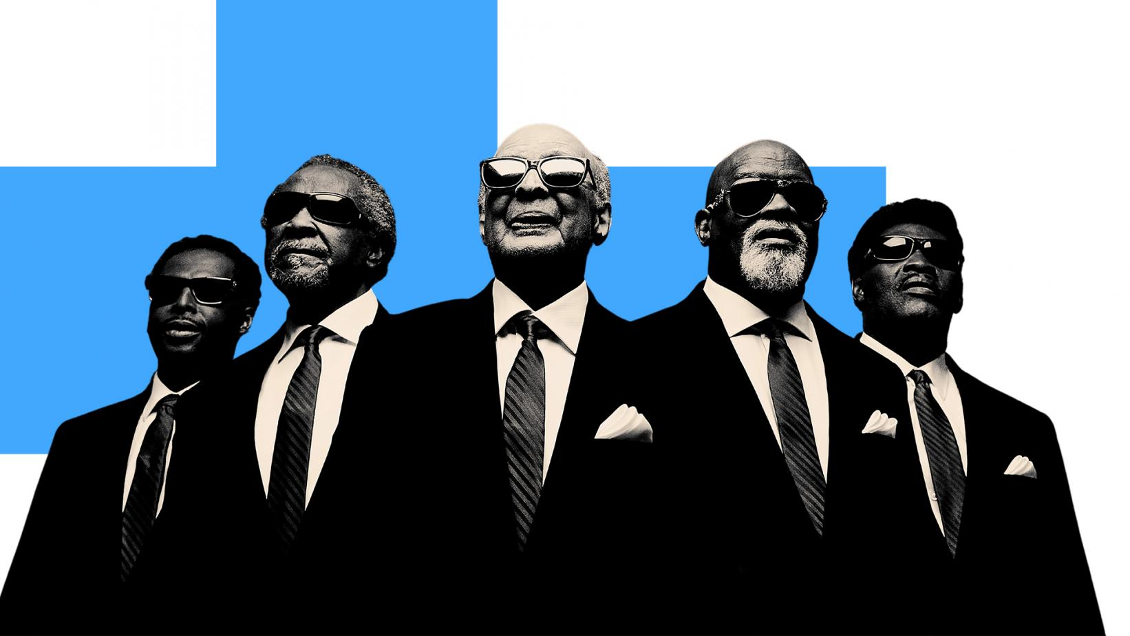 Positive Vibes Only: The Blind Boys Of Alabama