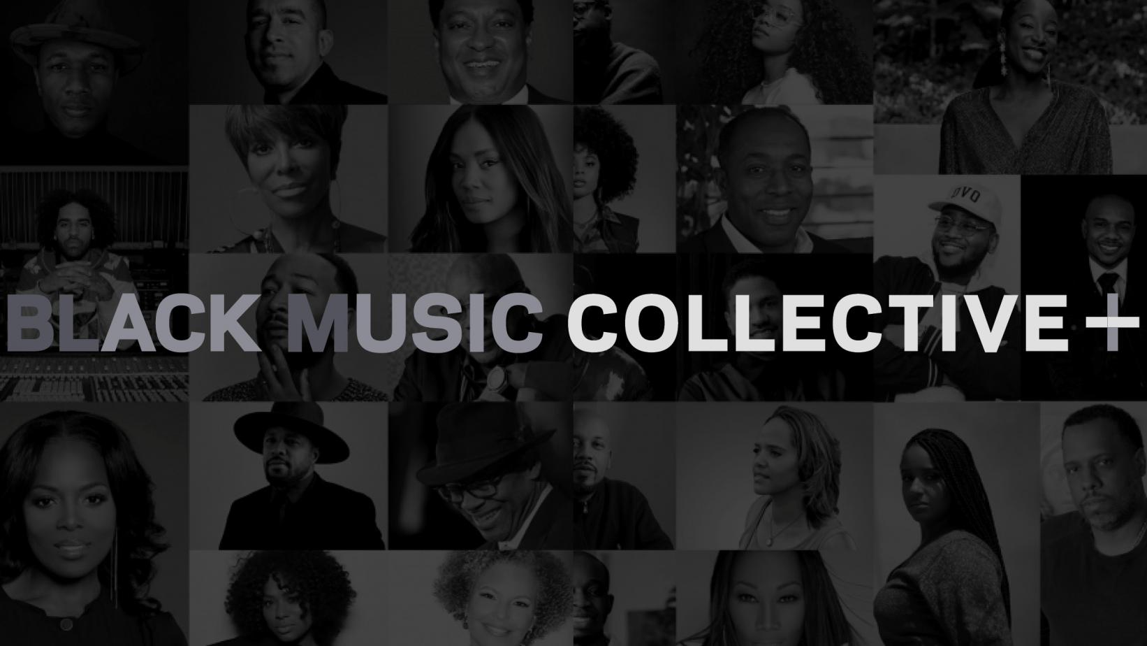 Recording Academy - Black Music Collective