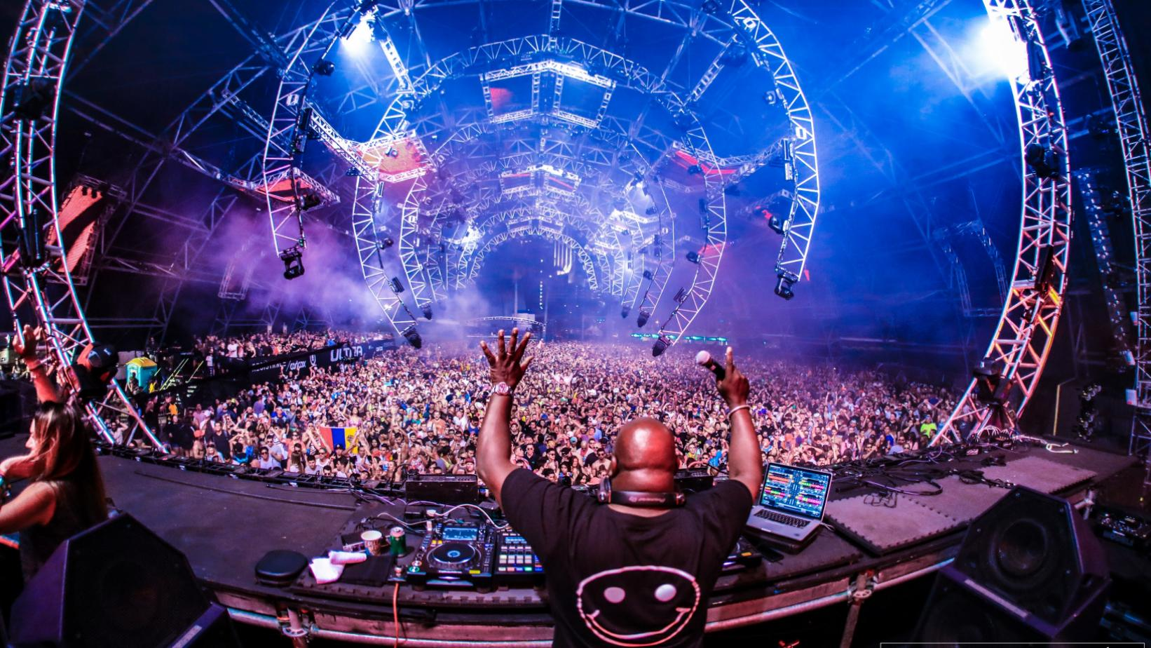 Carl Cox At Ultra 2018