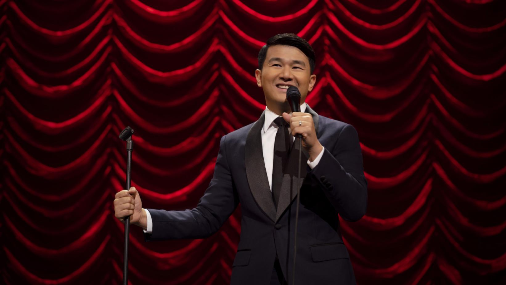 Ronny Chieng in Netflix's 'Asian Comedian Destroys America!'