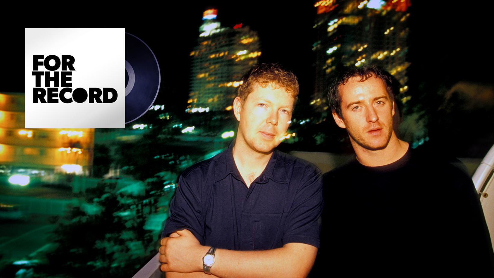 Artwork for For The Record episode on Sasha & John Digweed's 'Northern Exposure'