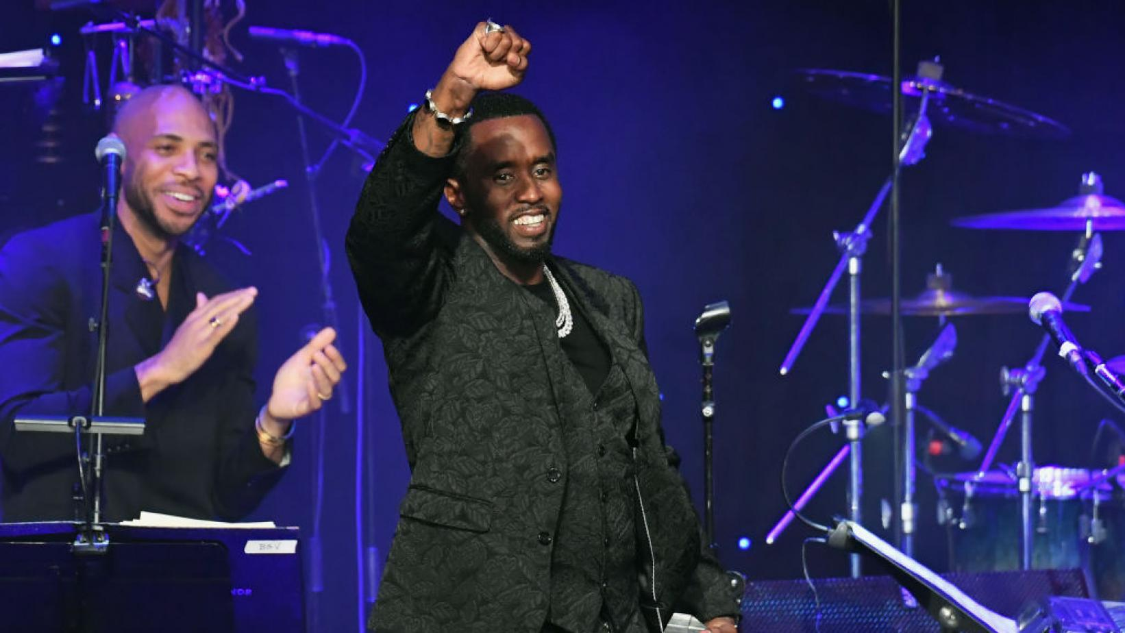 """Sean """"Diddy"""" Combs at 2020 Pre-GRAMMY Gala"""