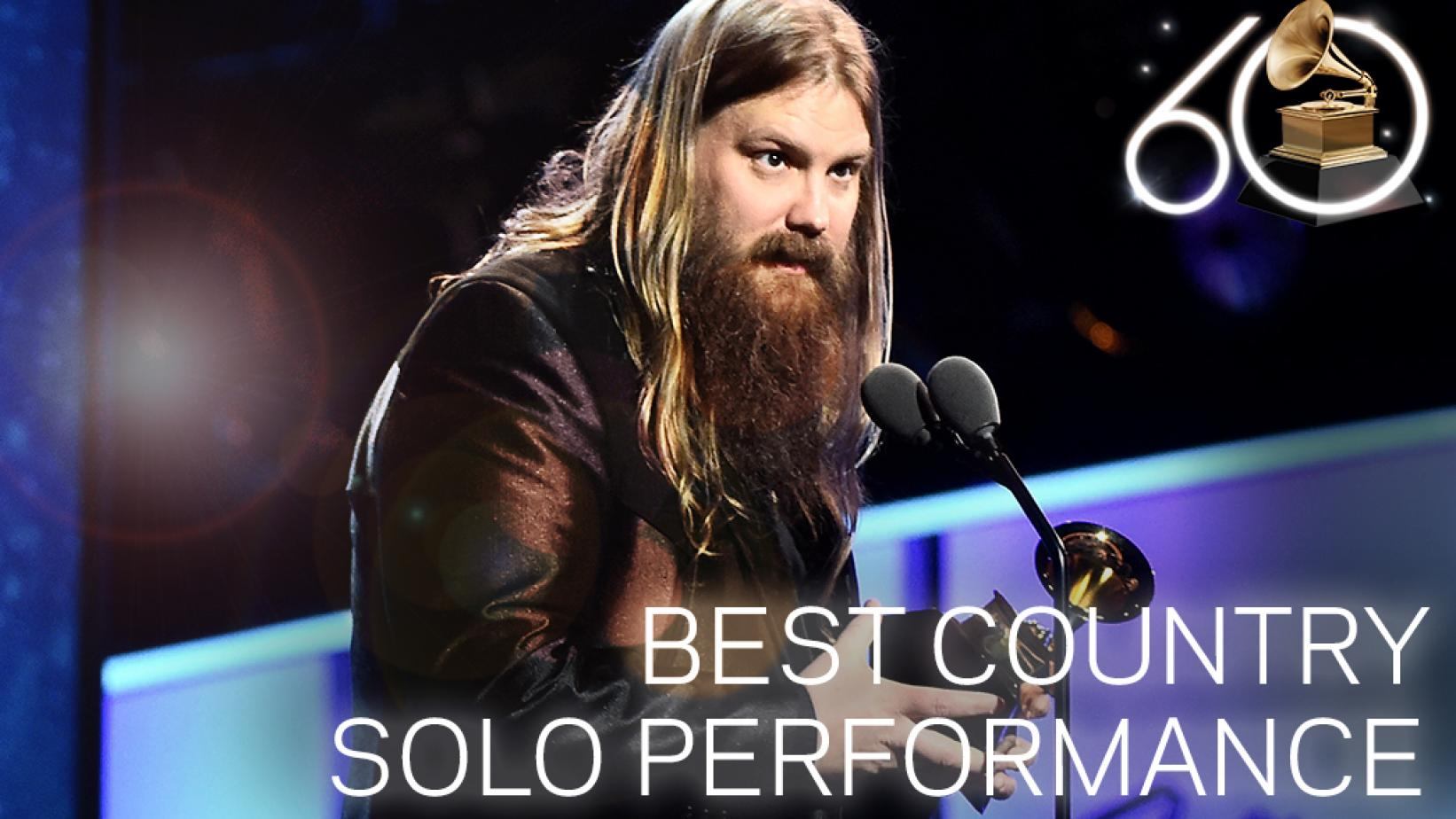 Chris Stapleton, 2018