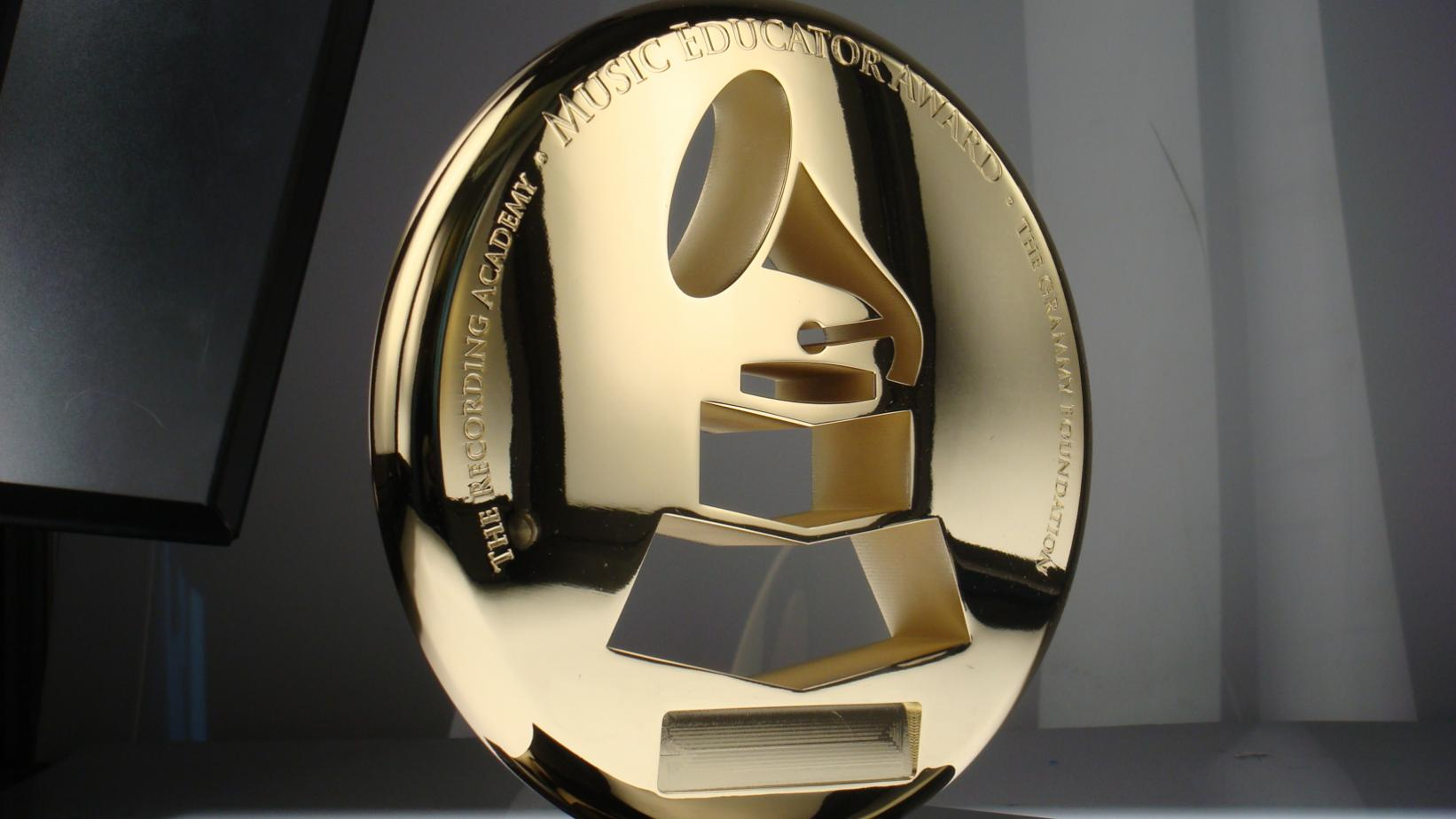 The Recording Academy and GRAMMY Museum's Music Educator Award
