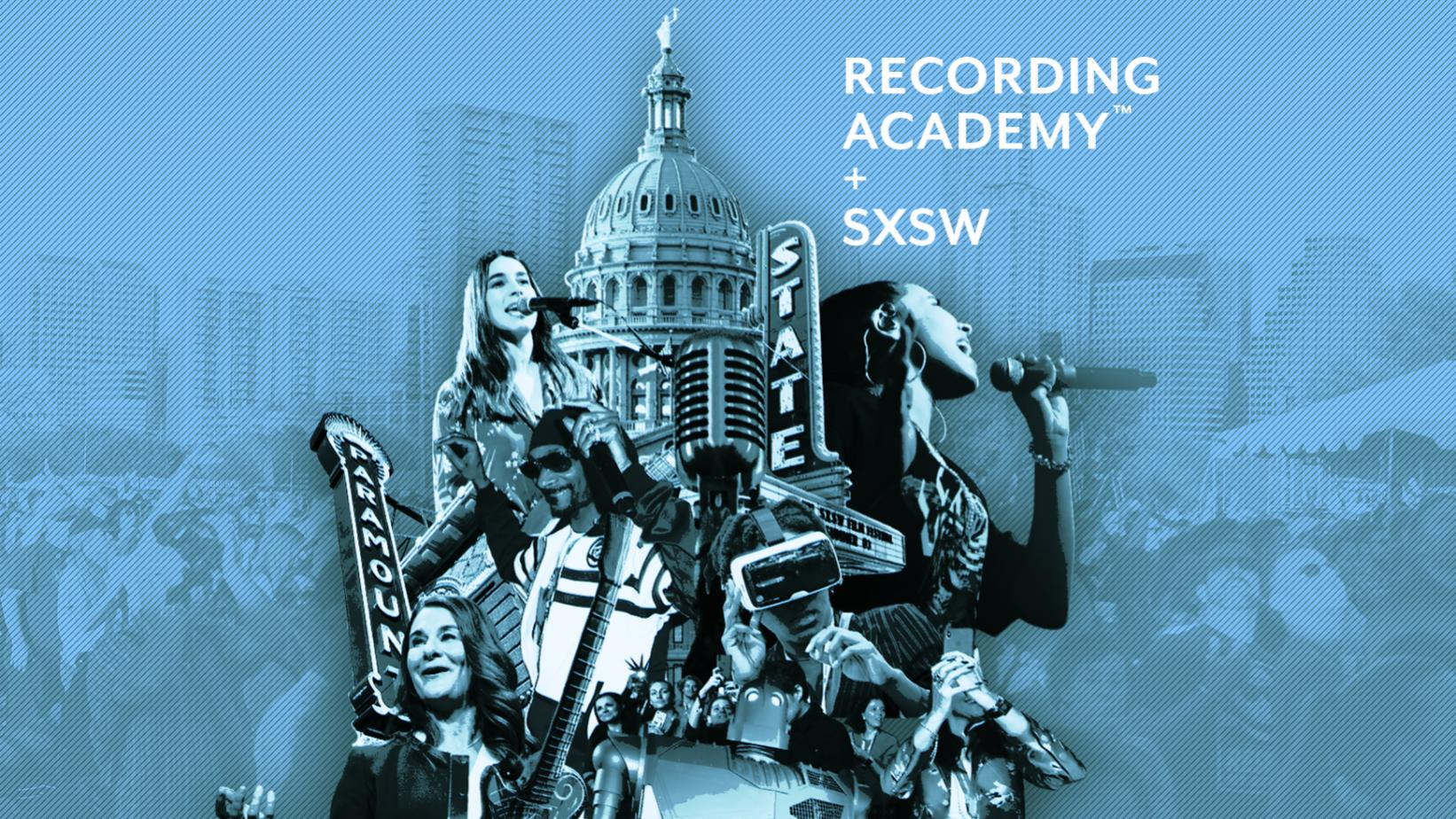 Go inside SXSW 2018 with the Recording Academy