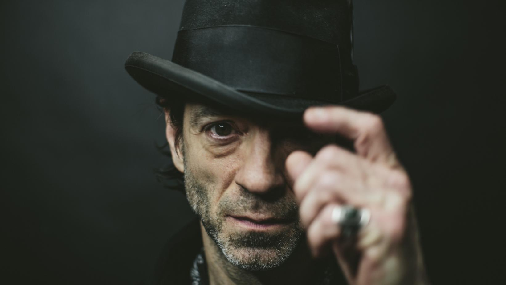 Travis Meadows in 2017
