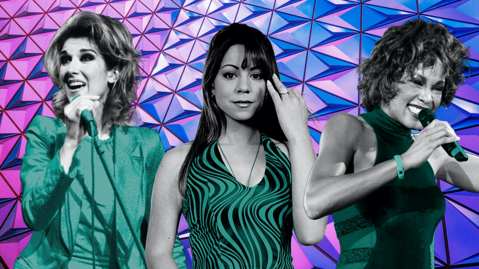 How 1996 Became The Year Of The Pop Diva