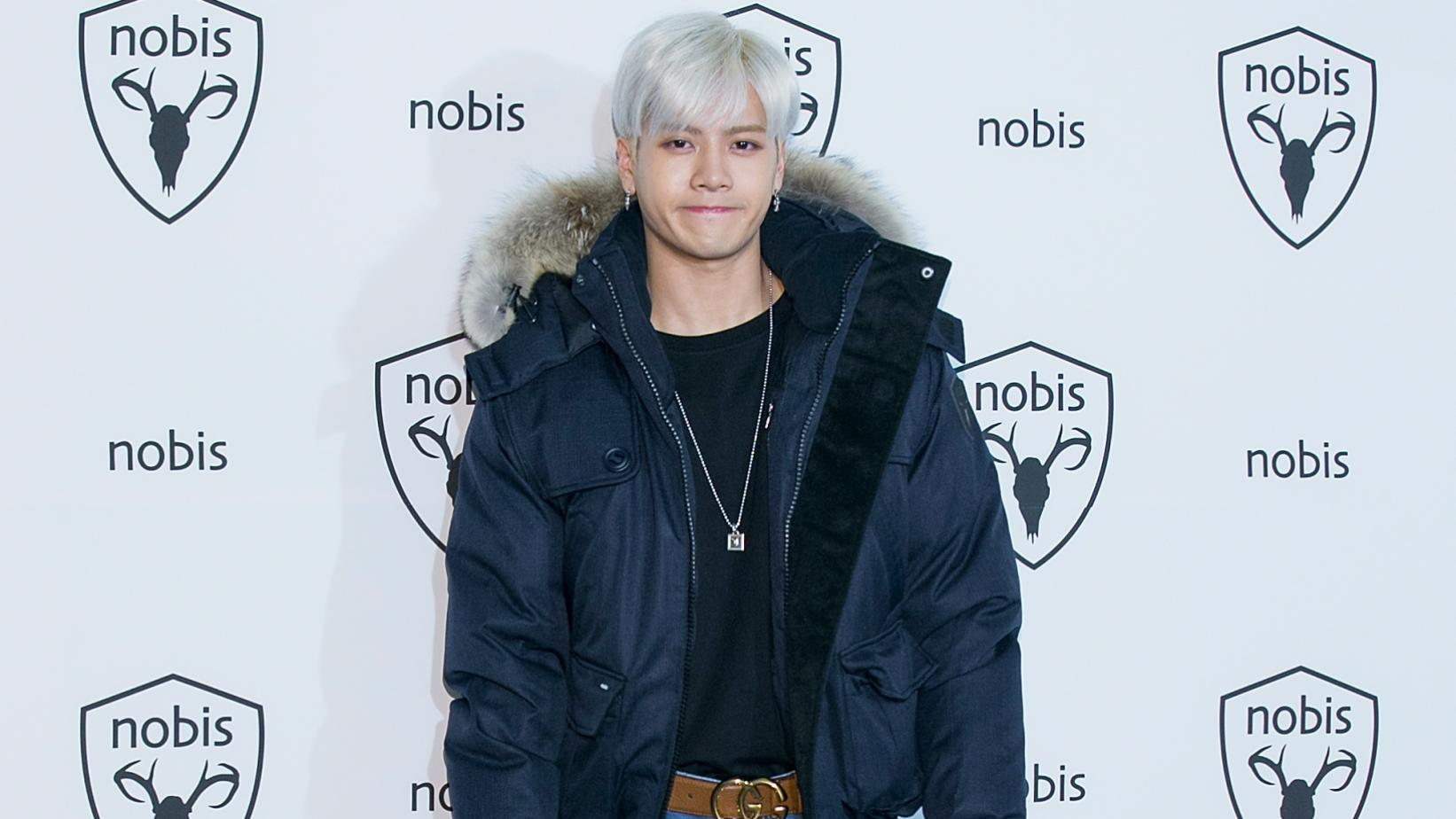 GOT7's Jackson photographed in 2015