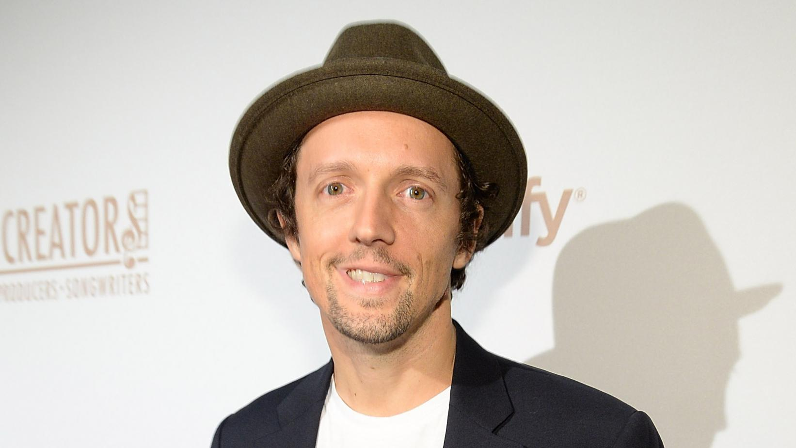 Jason Mraz photographed in 2016